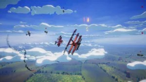Red Wings Aces of the Sky Free Download Repack-Games
