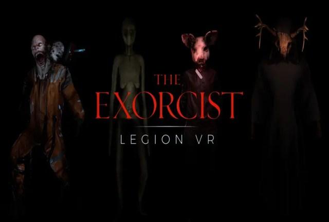 The Exorcist: Legion VR Repack-Games