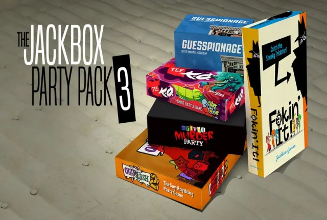 The Jackbox Party Pack 3 Repack-Games