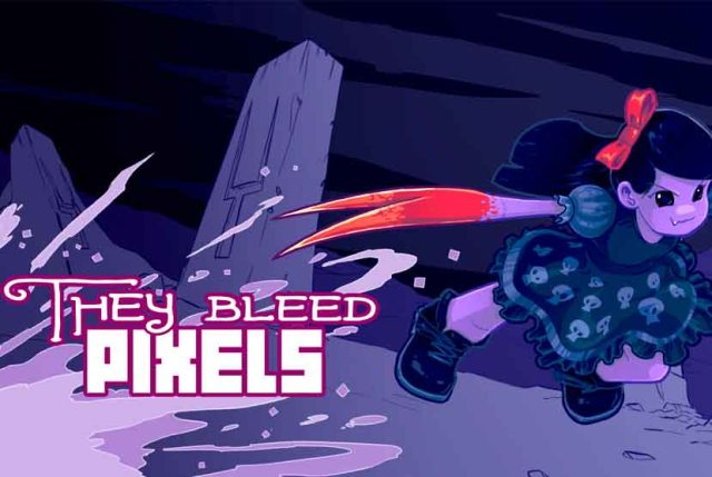 They Bleed Pixels Free Download Torrent Repack-Games