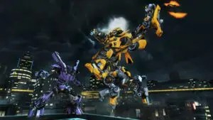 Transformers: Revenge of the Fallen Free Download Repack-Games