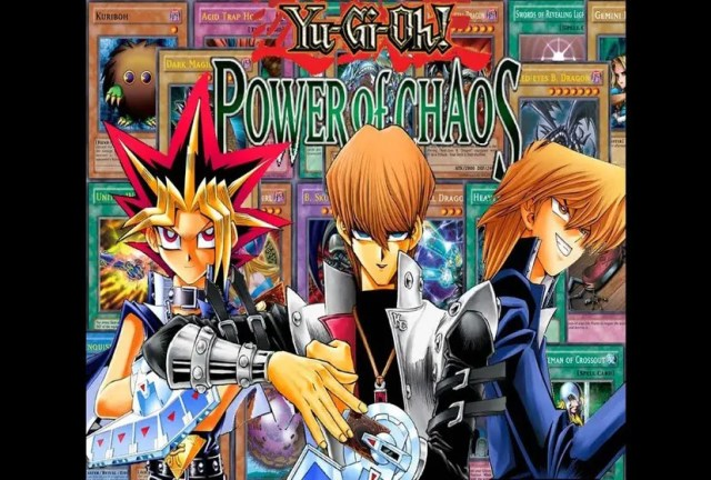 Yu-Gi-Oh! Power of Chaos Trilogy Repack-Games