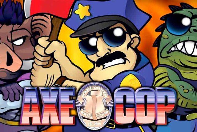 Axe Cop Free Download Torrent Repack-Games