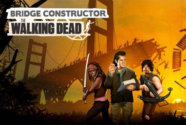 Bridge Constructor The Walking Dead Free Download Torrent Repack-Games