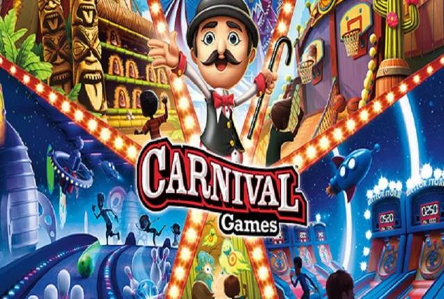 Carnival Games Repack-Games