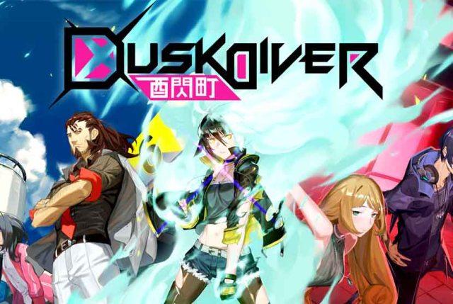 Dusk Diver 酉閃町 Free Download Torrent Repack-Games