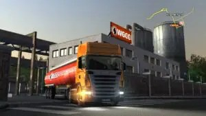 Euro Truck Simulator Free Download Repack-Games