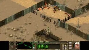 Fallout Tactics Brotherhood of Steel Free Download Repack-Games