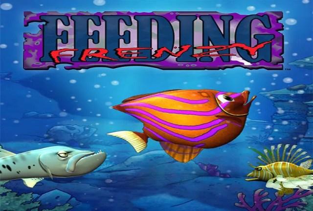 Feeding Frenzy 1 & 2 Repack-Games