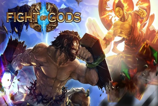 Fight of the Gods Repack-Games