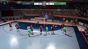 Handball 21 Free Download Crack Repack-Games