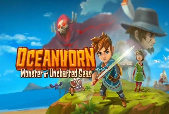 Oceanhorn: Monster of Uncharted Seas Repack-Games