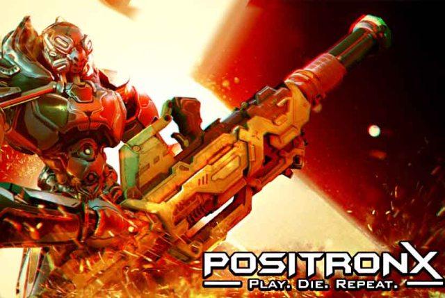 PositronX Free Download Torrent Repack-Games