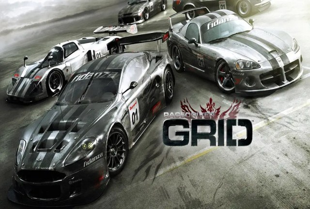 Race Driver Grid Repack-Games