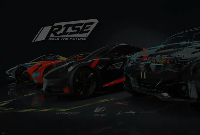 Rise Race the Future Repack-Games