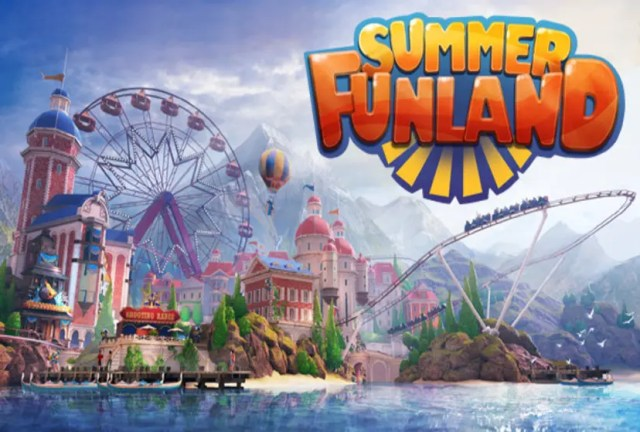 Summer Funland Repack-Games