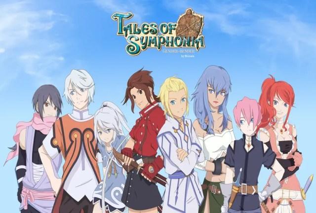 Tales of Symphonia Repack-Games