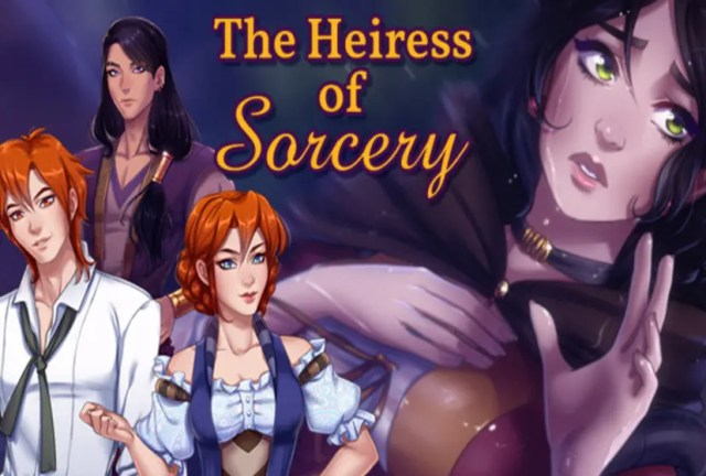 The Heiress of Sorcery Repack-Games