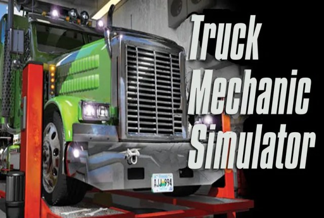 Truck Mechanic Simulator 2015 Repack-Games