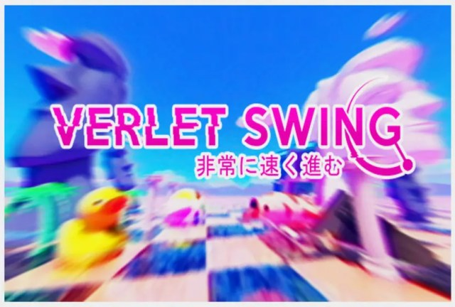 Verlet Swing Repack-Games