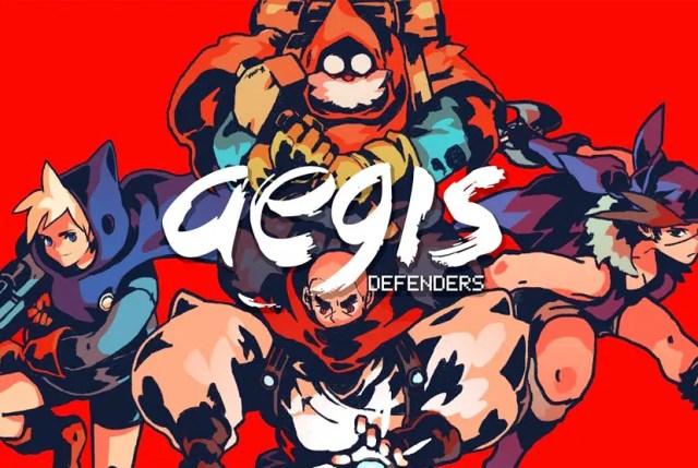 Aegis Defenders Free Download Torrent Repack-Games