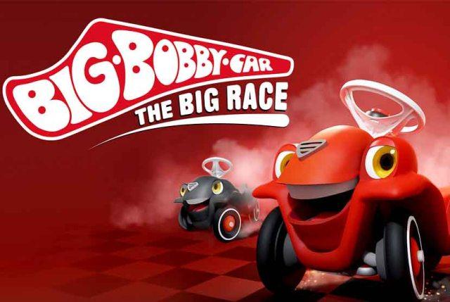 BIG Bobby Car The Big Race Free Download Torrent Repack-Games