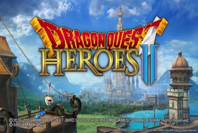 DRAGON QUEST HEROES II Repack-Games