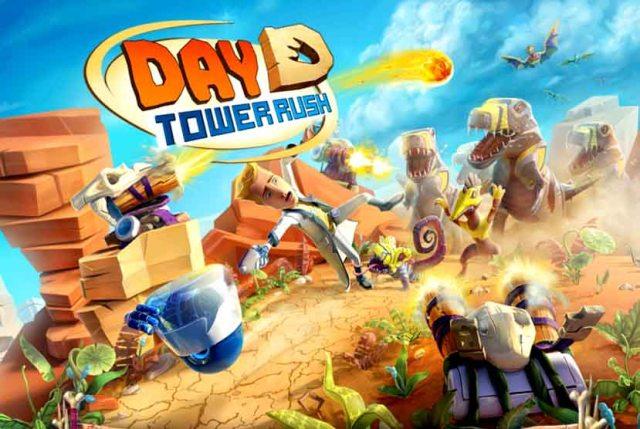 Day D Tower Rush Free Download Torrent Repack-Games