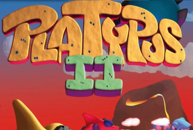 Platypus II Repack-Games