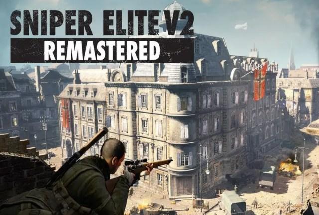 Sniper Elite V2 Remastered Repack-Games