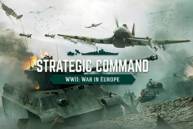 Strategic Command WWII War in Europe Free Download Torrent Repack-Games