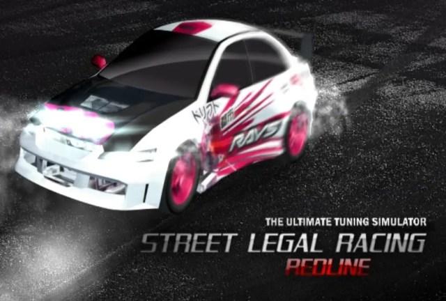 Street Legal Racing: Redline Repack-Games