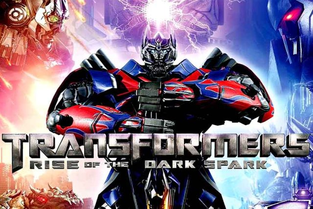 TRANSFORMERS Rise of the Dark Spark PC Free Download Torrent Repack-Games
