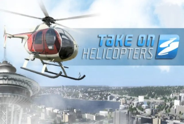 Take On Helicopters Repack-Games