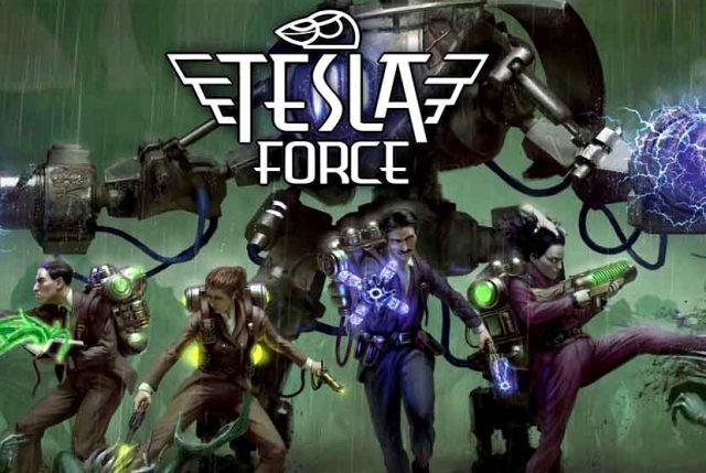 Tesla Force Free Download Torrent Repack-Games