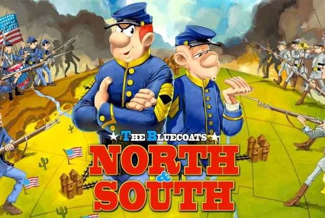The Bluecoats North & South Free Download Torrent Repack-Games