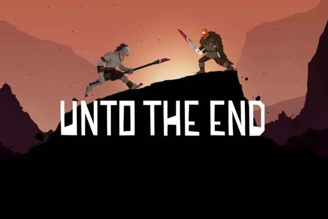 Unto The End Free Download Torrent Repack-Games