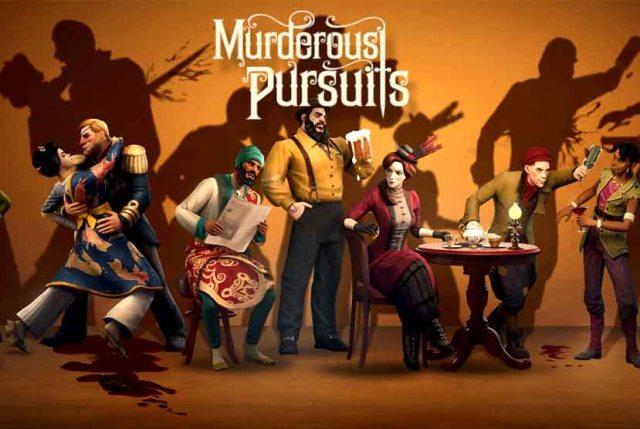 Murderous Pursuits Free Download Torrent Repack-Games