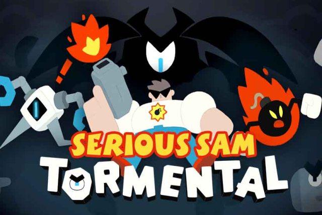 Serious Sam Tormental Free Download Torrent Repack-Games