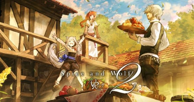 Spice&Wolf VR2 Free Game