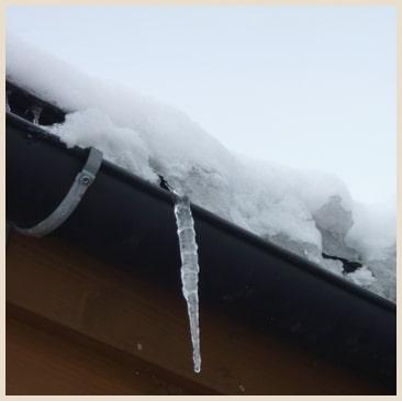 雪で雨どいが壊れた時にどうしていいのかわからず、インターネットで検索したところ、雨樋ぐんまさんのホームページが見つかりとても安心しました。