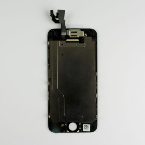 iPhone 6 Display Assembly Black Back