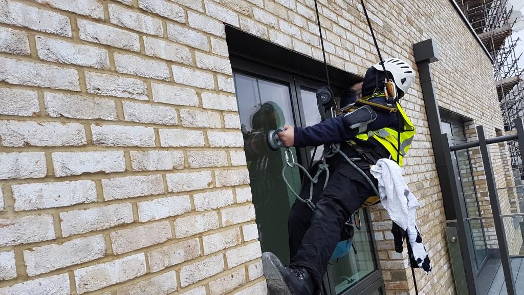 rope access leak detection