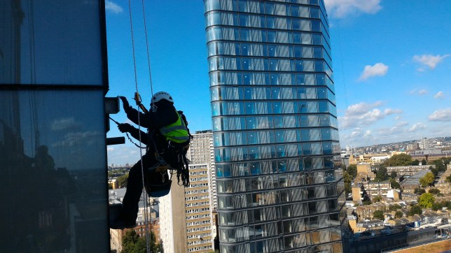 rope access construction services