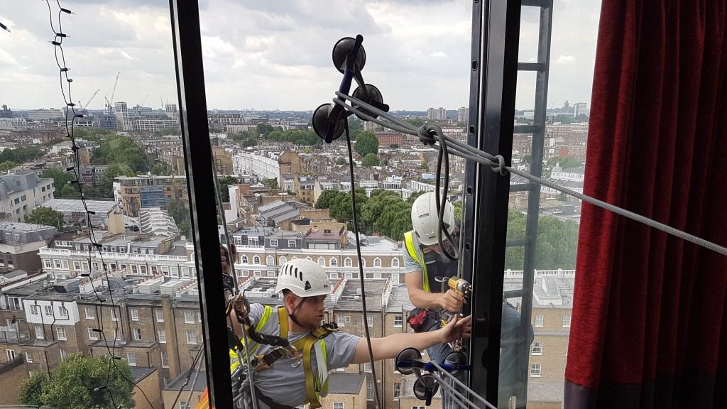 residential glazing works