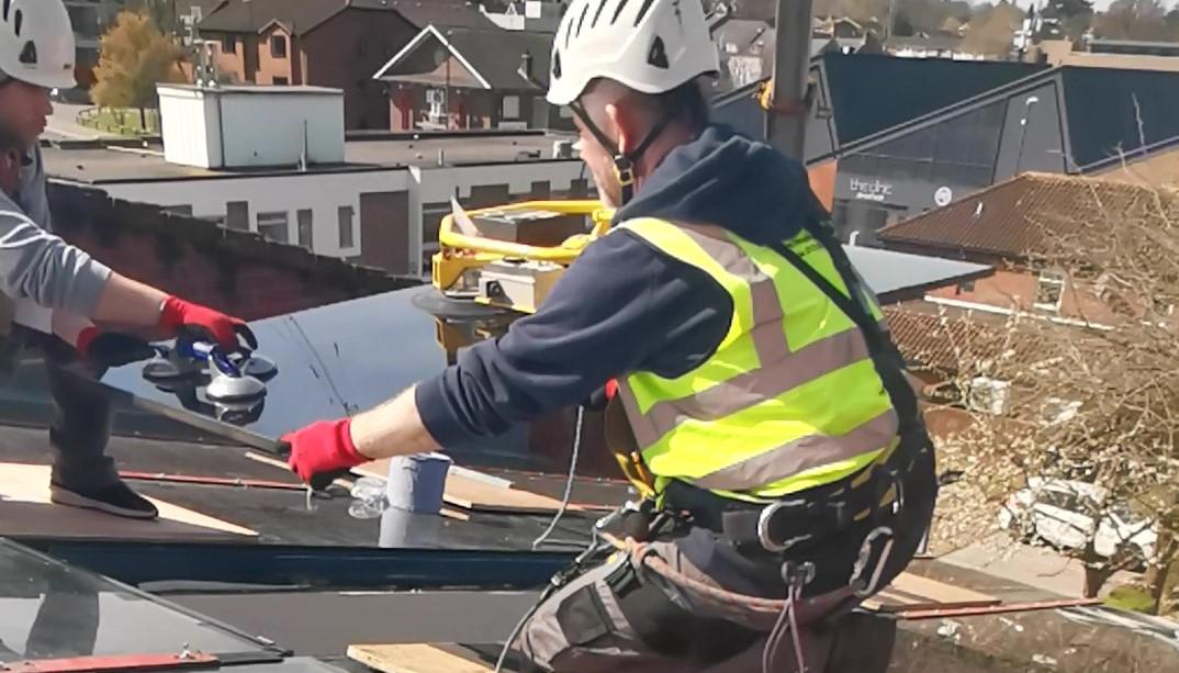 London glazing repairs