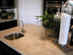 granite and marble stone worktop