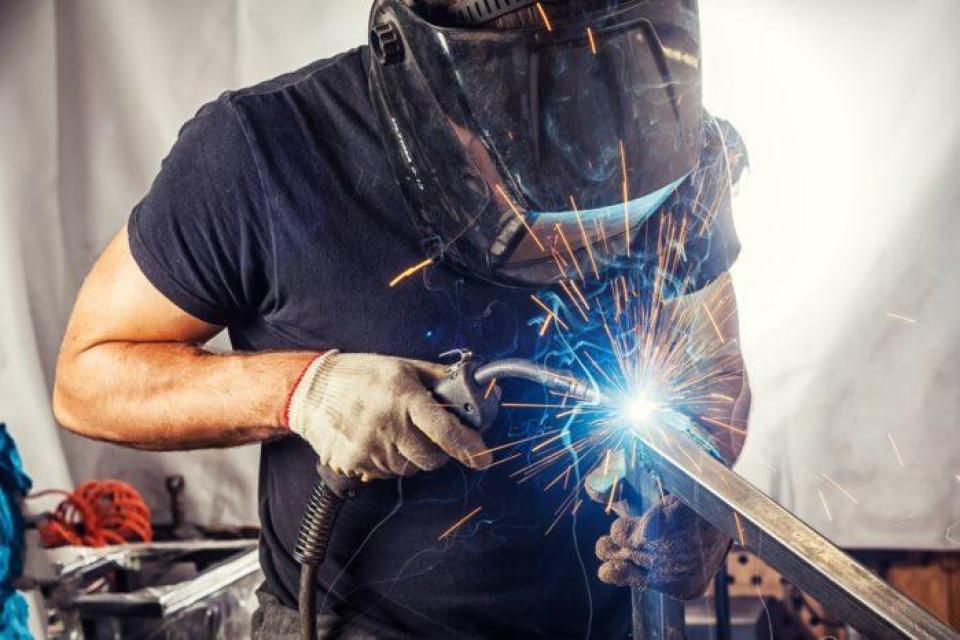 Self Repair Skills With Welding