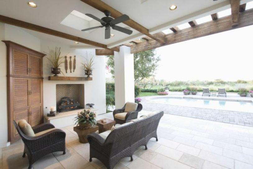 Indoor vs. Outdoor Ceiling Fans Is there a difference