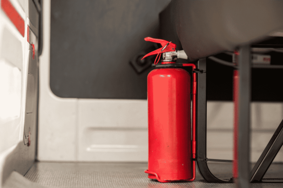 Best Fire Extinguisher for Car